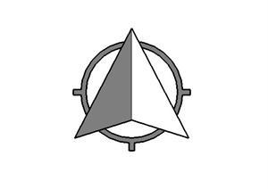 斜印花符号_斜箭头符号图案