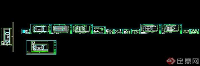 武安中心小学200M操场设计施工图目录