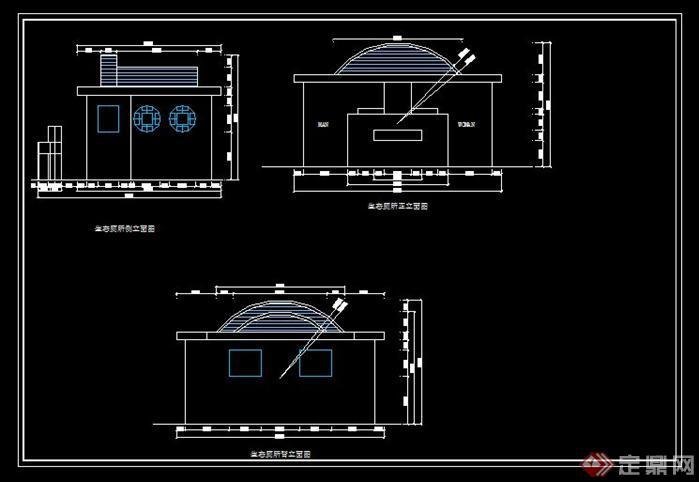 如何画卫生间平面图