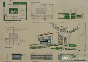 清华大学建筑学院超经典高分快题180例
