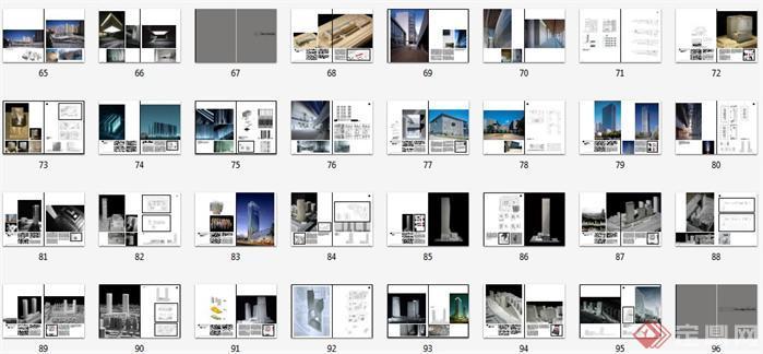 都市实践建筑作品集目录3