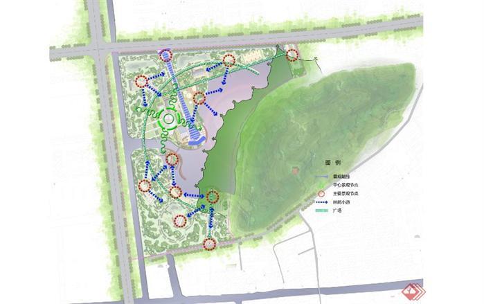 公园规划设计方案全套文本3