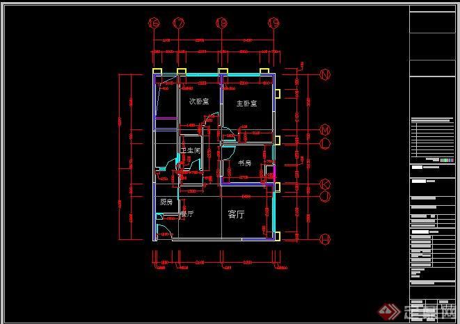 室内装修样板房设计方案图1
