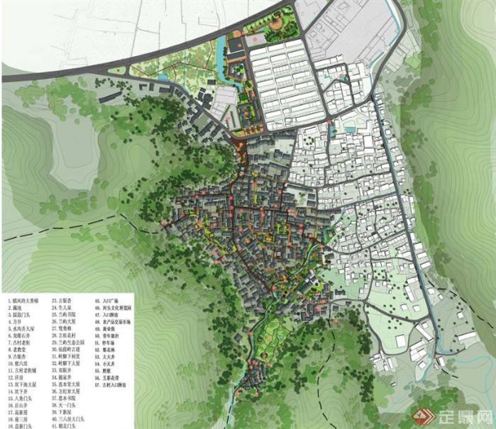及其示范――以北京市怀柔区庄户村为例  广州附近有哪些原生态村落