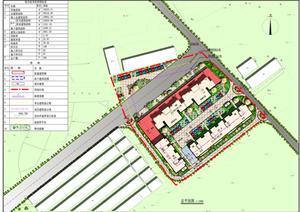 玉溪某小区规划设计方案