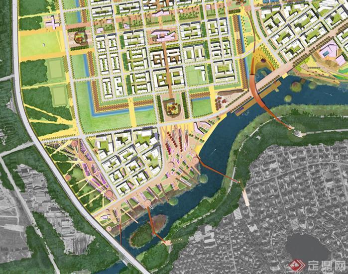 某国外公司园林景观设计方案文本4