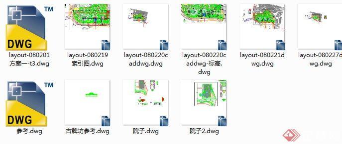 公园规划设计方案图纸,该公园方案设计内容丰富详细,包括cad