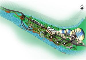 侏罗纪恐龙公园设计方案资料