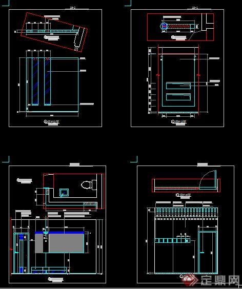 农村房屋90平米设计图展示