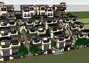 建筑规划设计方案素材下载