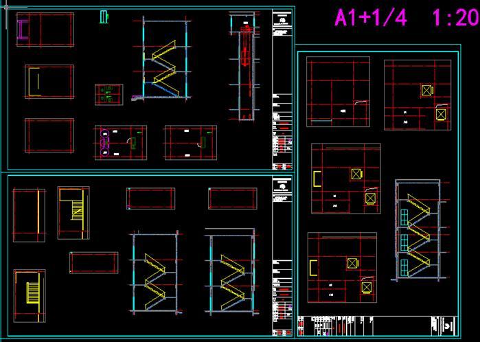 电子科技园餐厅建筑方案设计 含效果图,及部分施工图