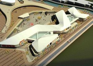 某城市商业建筑方案设计
