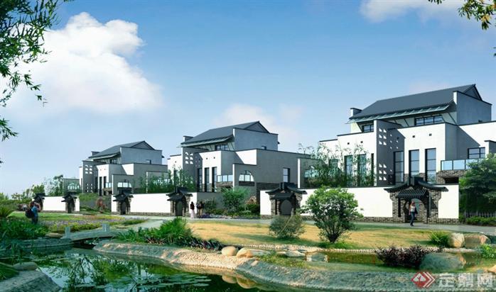 吉安江西农村庐陵新字体设计住宅建筑设计手写可爱一点的风格居住图片