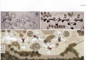 幼儿园建筑设计效果图