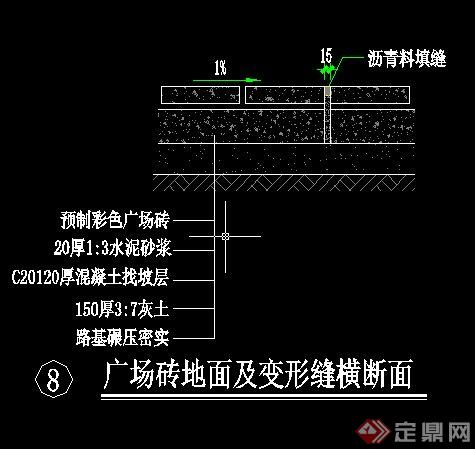 某排水渠设计方案+施工图-设计师图库