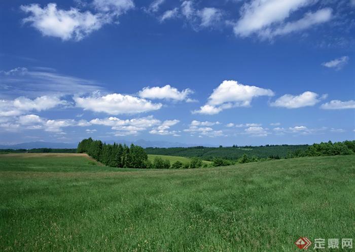 园林景观配景之天空背景设计素材13(jpg 格式)