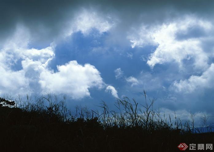 园林景观配景之天空背景设计素材106(jpg 格式)