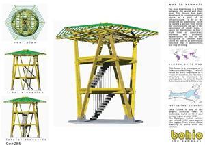 底特律滨水区设计竞赛获奖作品