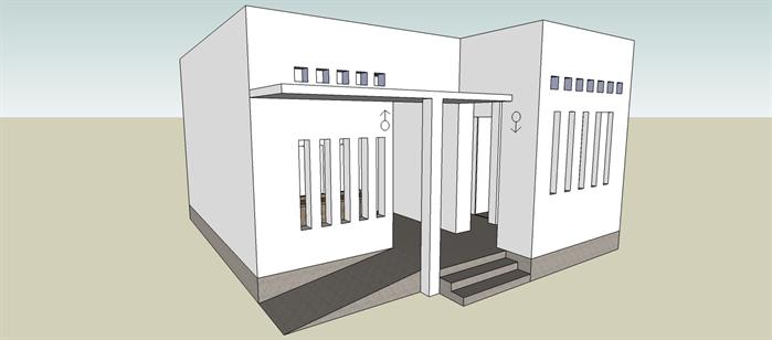 厕所设计图 cad公共厕所设计图公共厕所设计效果图
