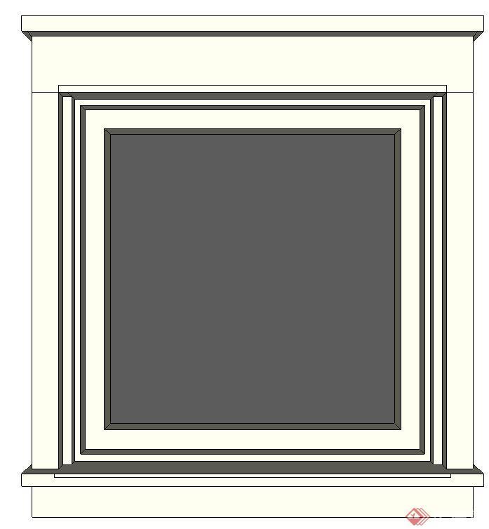ppt 背景 背景图片 边框 模板 设计 相框 697_754