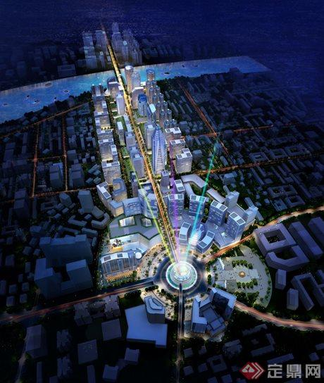 某市街道景观规划设计PPT文本方案