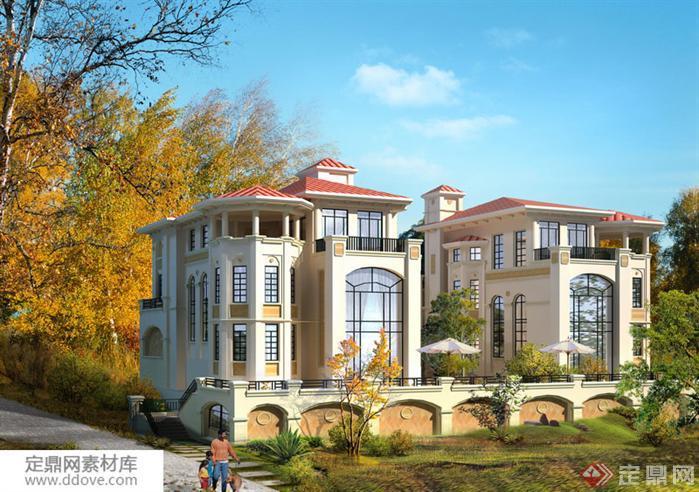 2012最新版新农村自建房屋设计图及效果图大全