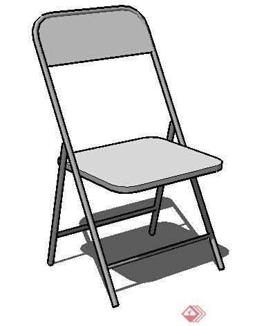 设计素材之家具 椅子设计方案su模型(1)