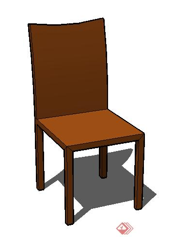椅子设计素材su模型