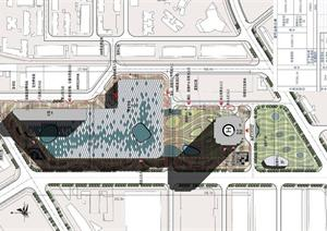 某商业建筑项目设计案例介绍集(PPT格式)