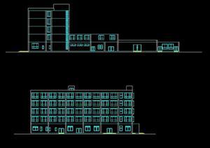 某旅馆建筑设计方案