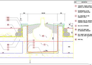 某现代风格园林景观树池扩初图设计CAD图纸40
