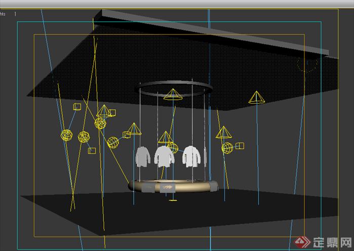 设计3dmax模型素材