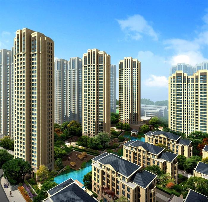 3-居住区规划-住宅建筑设计原理-1
