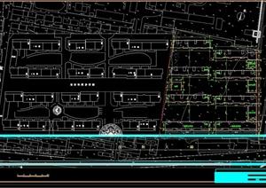 某小区规划设计总平面图1