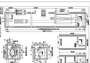 某建筑無機房電梯土建圖設計PDF