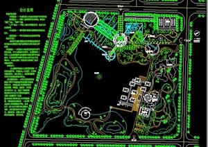 某地公园景观规划设计方案图片