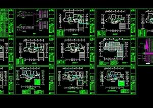 别墅电气设计施工图