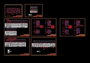 某海边车库水电房配电柜系统图