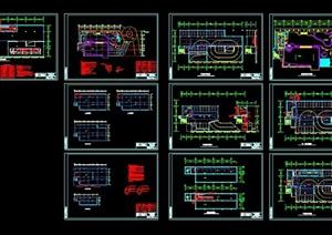 某海边车库建筑水电房电气设计