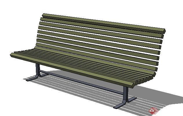 座椅设计su模型3