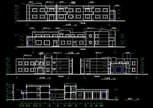 某六班幼儿园建筑设计施工图