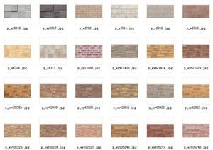 16款不同材质和用途的地砖材质