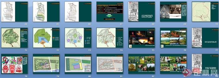 某城市景观系统项目策划设计案例讲稿ppt5