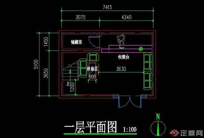 火锅店装修设计方案2