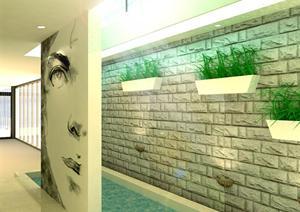 一个现代别墅设计方案