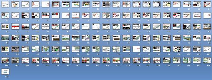 某城市河道区域规划设计方案文本(2)