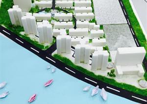 某小区规划方案模型设计