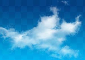 一套天空云朵PSD素材(3)