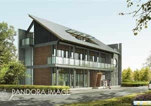 很齐全的效果图建筑材质贴图素材