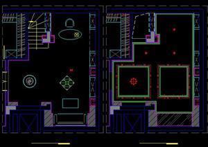 一套室内装修设计方案及资料